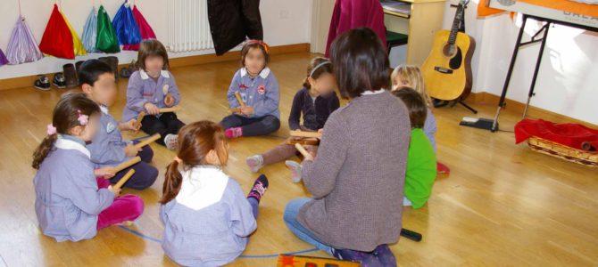 Al Ceis 9 anni di educazione musicale